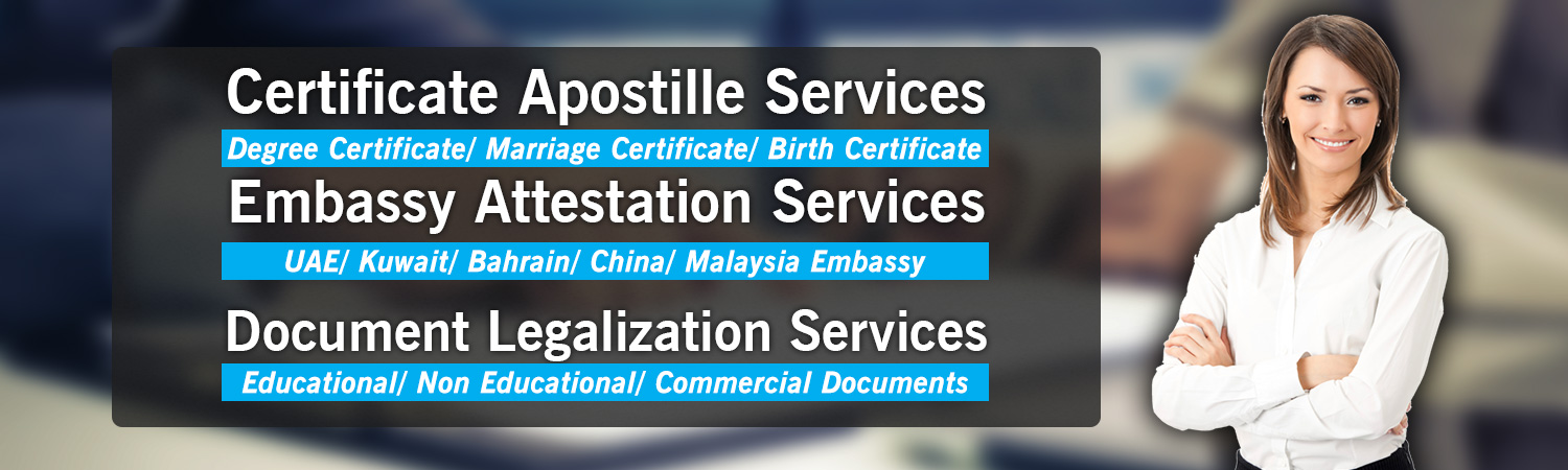 Certificate Apostille Services in Pune